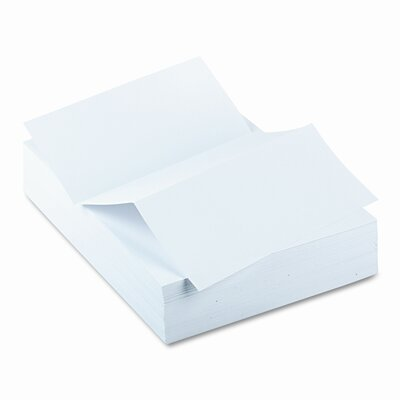"PRINTWORKS PROFESSIONAL Professional Office Paper, Perforated 3-2/3"" and 7-1/3"" From Bottom, 500/Ream"