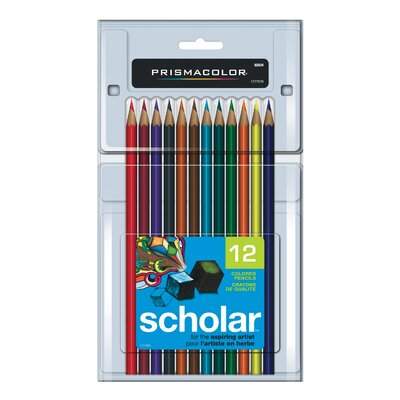 Prismacolor® Scholar Color Pencil (Set of 12)