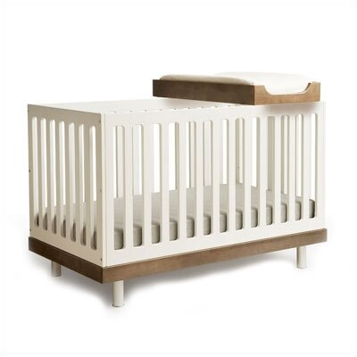 Oeuf Classic Crib and Changer Nursery Set