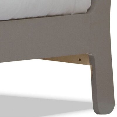 Oeuf Sparrow Twin Bed in Gray