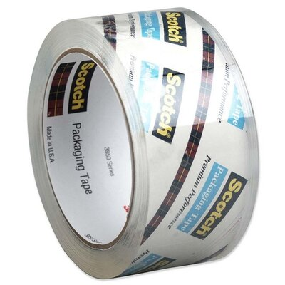 Scotch-Brite™ Heavy Duty Tape Refills, 6/Pack