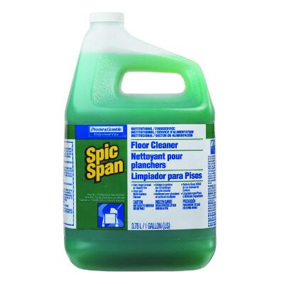 SPIC & SPAN 1 Gallon Liquid Floor Cleaner