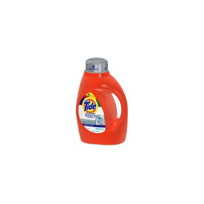 Tide 50 Oz Original Scent 2X Ultra Detergent with Bleach Alternative