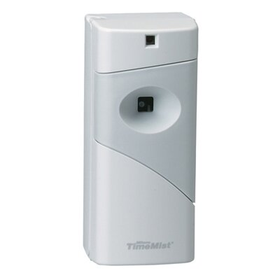 TimeMist® Micro Ultra Concentrated Metered Aerosol Dispenser in White / Gray