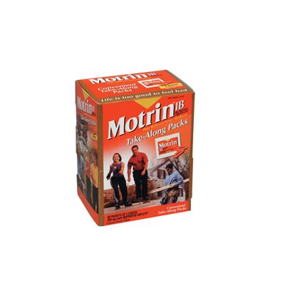 Motrin Ibuprofen Tablet (50 Packs per Box)