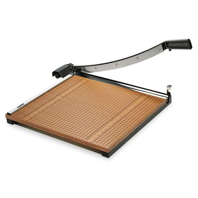 X-ACTO® Wood Base Guillotine Trimmer