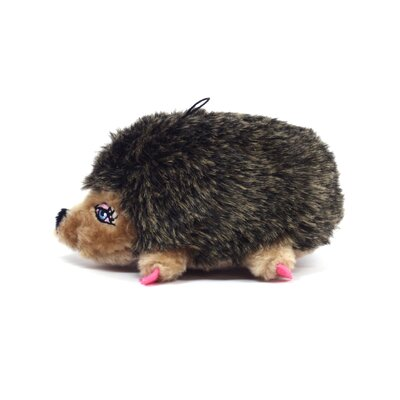 Plush Puppies Girl Hedgehog Dog Toy