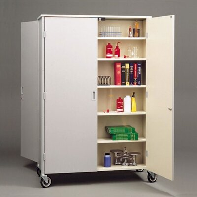 Fleetwood Double Sided Storage Cabinet