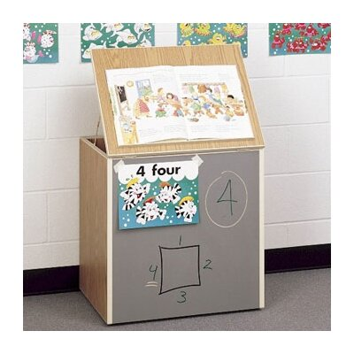 Fleetwood Mobile Big Book Storage Rack