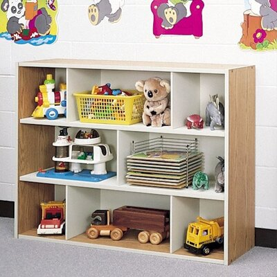 Fleetwood Koala-Tee Eight Cubby Storage Shelves