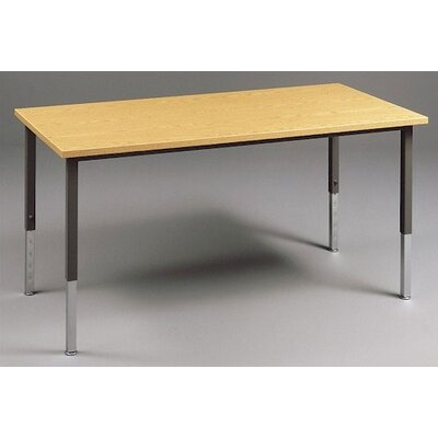 Fleetwood Welded Frame Craft Table with Adjustable Height
