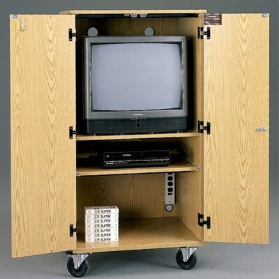 Fleetwood Mobile TV / VCR Multimedia Cabinet