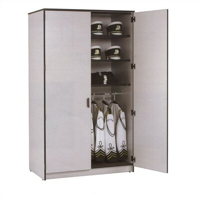 Fleetwood Harmony Wide Instrument Storage Cabinet with Optional Adjustable Shelves
