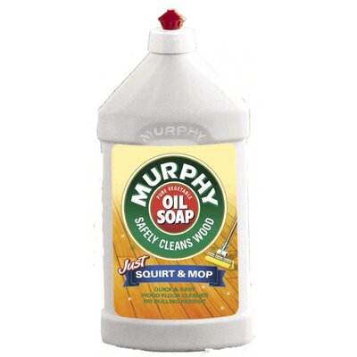 MURPHY OIL SOAP Just Squirt and Mop Floor Cleaner