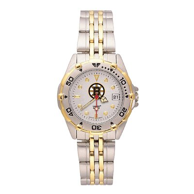 LogoArt® NHL Ladies All Star Bracelet Watch with Team Logo Dial