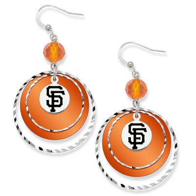 LogoArt® MLB Game Day Earrings