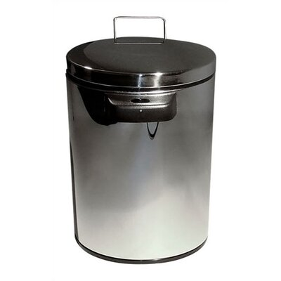 Nine Stars 1.3-Gal. Infrared Trash Can