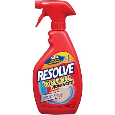 Resolve 22 Oz Carpet Cleaner