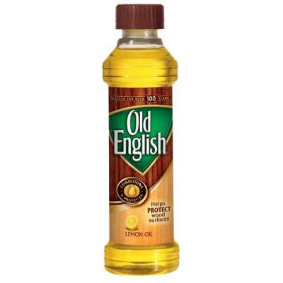 Old English Lemon Scent Liquid Furniture Polish