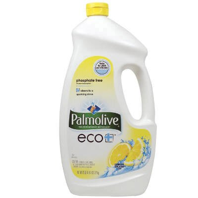 Palmolive Eco Dishwashing Liquid Lemon Scent Bottle