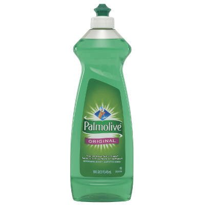 Palmolive 16 oz Dishwashing Liquid Original Scent Bottle