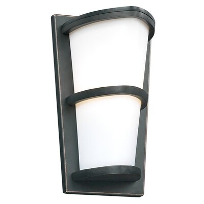 PLC Lighting Alegria 1 Light Outdoor  Wall Lantern