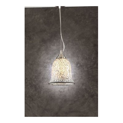 PLC Lighting Ascot 1 Light Mini Pendant