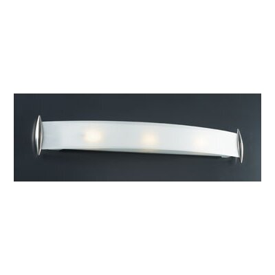 PLC Lighting Scroll 3 Light Vanity Light