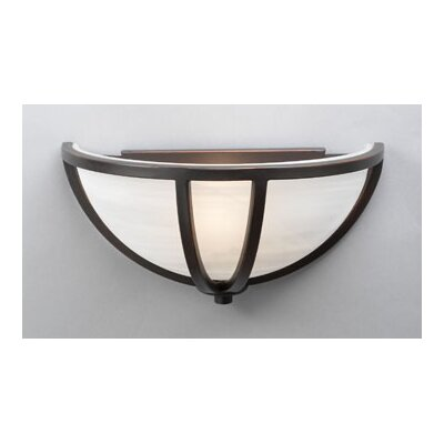 PLC Lighting Highland  1 Light Wall Sconce