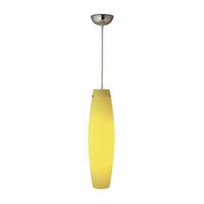 PLC Lighting Volcano 1 Light Mini Pendant