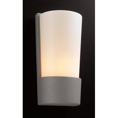 PLC Lighting Chimera 1 Light Outdoor Wall Lantern