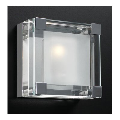 PLC Lighting Corteo 1 Light Wall Sconce
