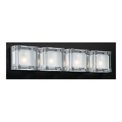 PLC Lighting Corteo 4 Light Vanity Light