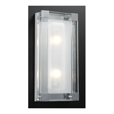 PLC Lighting Corteo 2 Light Vanity Light
