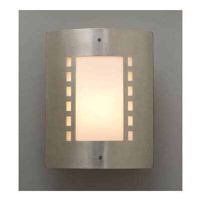 PLC Lighting Paolo 1 Light Wall Sconce