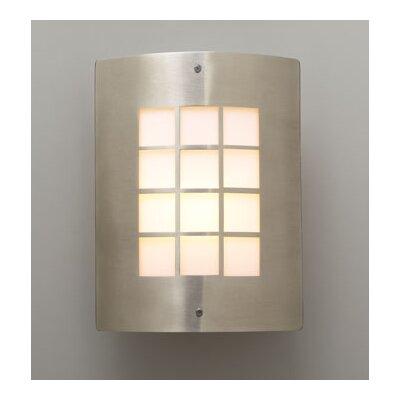 PLC Lighting Turin 1 Light Outdoor Wall Sconce