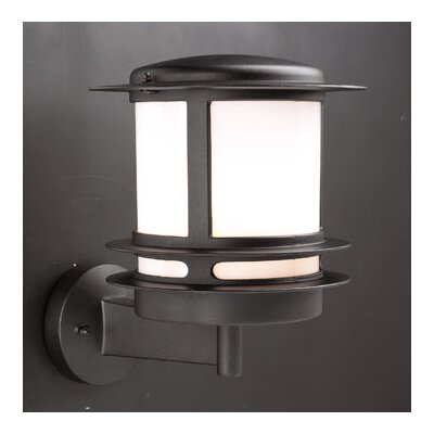 PLC Lighting Tusk Outdoor 11.5&quot; x 9.25&quot;  Wall Sconce