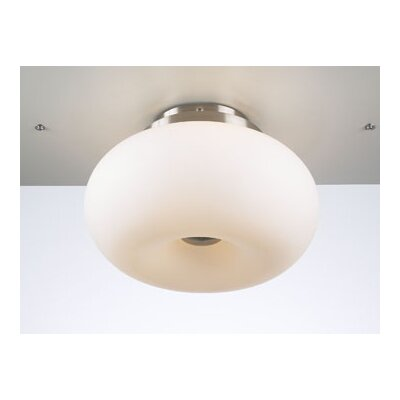 PLC Lighting Tessera Semi Flush Mount