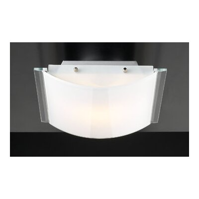 PLC Lighting Century Semi Flush Mount