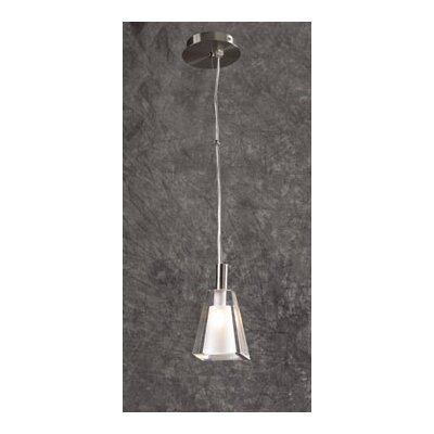 PLC Lighting Ice-II 1 Light Mini Pendant