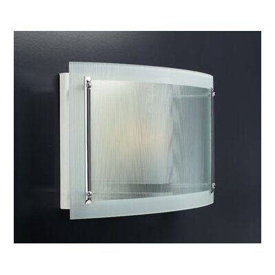 PLC Lighting Millennium 1 Light Wall Sconce