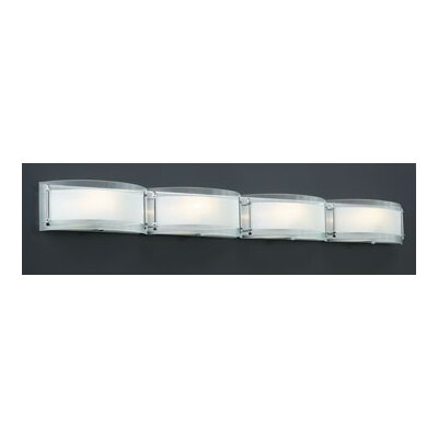 PLC Lighting Millennium 4 Light Vanity Light