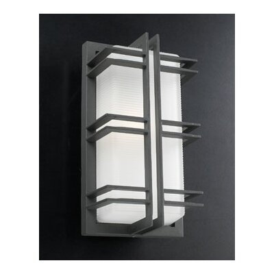 PLC Lighting Gulf 1 Light Wall Sconce