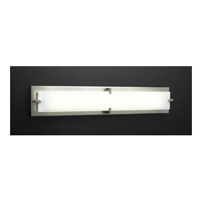 PLC Lighting Polaris/T5 2 Light Vanity Light
