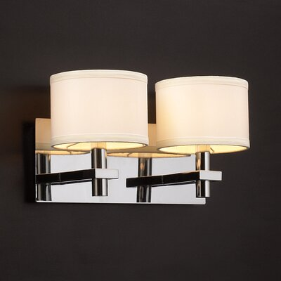 PLC Lighting Concerto 2 Light Vanity Light