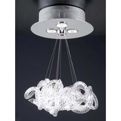 Elegance 3 Light Pendant