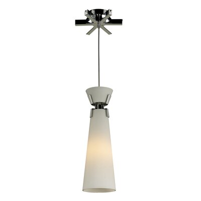 PLC Lighting Orfeo 1 Light Mini Pendant