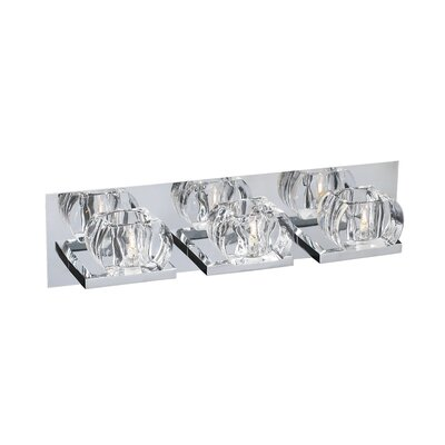 PLC Lighting Cielo 3 Light Bath Vanity Light