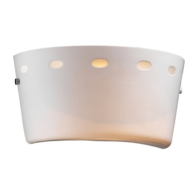 PLC Lighting Ondrian-II 1 Light Wall Sconce