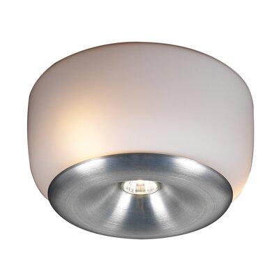 PLC Lighting Nelly 4 Light Flush Mount